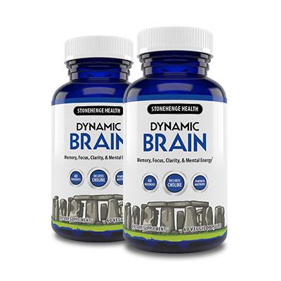 Stonehenge Health Dynamic Brain Pill