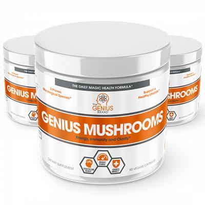 Genius Brand Genius Mushrooms Reviews