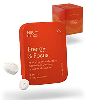 Neuro Mints Energy & Focus
