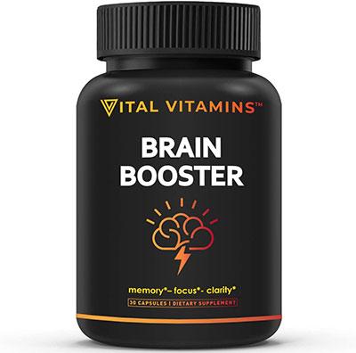 Vital Brain Booster Review