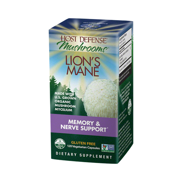 Host Defense Lion's Mane side effects