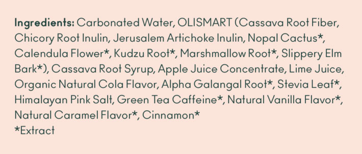 Olipop Ingredients