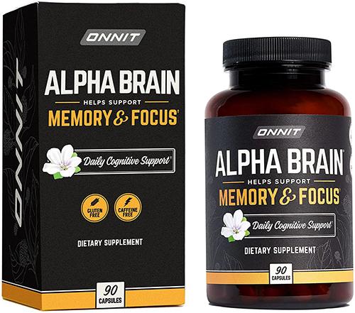 Alpha Brain side effects