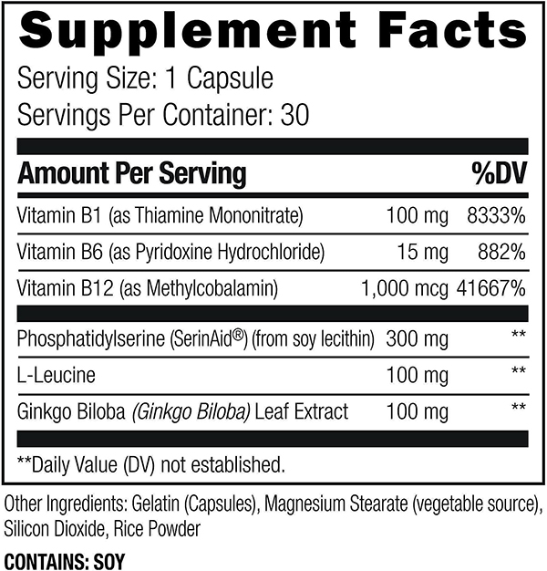 Cortigon ingredients list