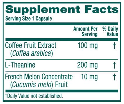 Neuriva Plus ingredients
