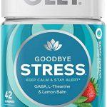 Olly Goodbye Stress side effects