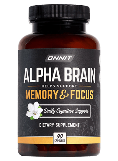 What is in Alpha Brain