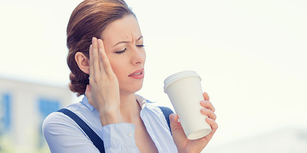 Side effects of caffeine pills and coffee